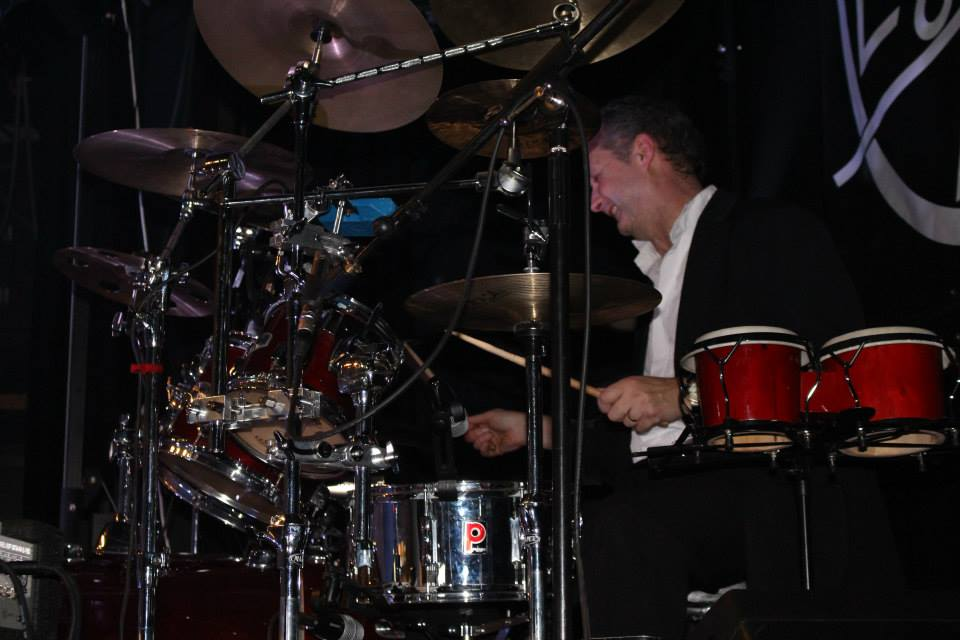 That Eighties Band Photos -  Tony - Drums